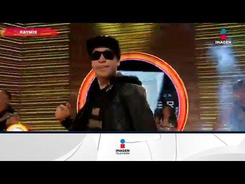Raymix exponente de la electrocumbia canta 'Oye mujer'   Sale el Sol