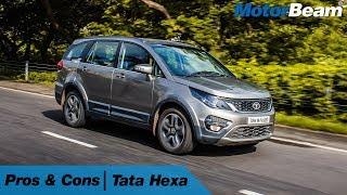 Tata Hexa - Pros & Cons | MotorBeam