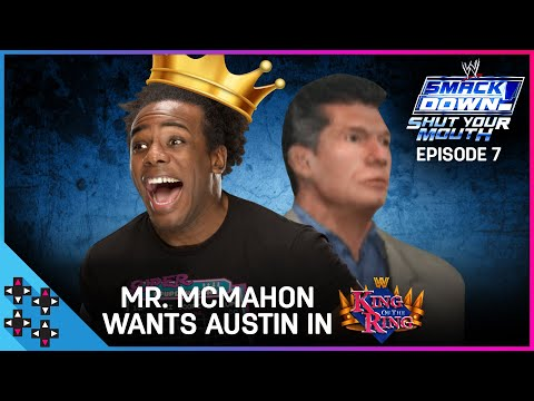 MR. MCMAHON wants CREED in the KING OF THE RING!!!  WWE SmackDown!: Shut Your Mouth 7