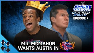 MR. MCMAHON wants CREED in the KING OF THE RING!!! - WWE SmackDown!: Shut Your Mouth #7