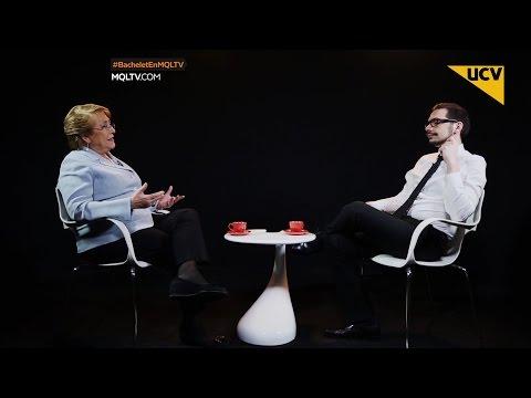 MQLTV (11-09-2016) - Entrevista completa a la Presidenta Michelle Bachelet