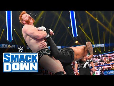 Riddle vs. Uso vs. Sheamus vs. Corbin– Winner challenges Roman Reigns: SmackDown, September 4, 202..