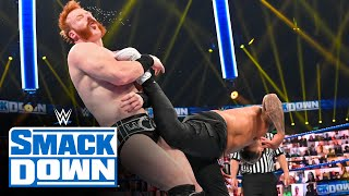 Riddle vs. Uso vs. Sheamus vs. Corbin– Winner challenges Roman Reigns: SmackDown, September 4, 202..