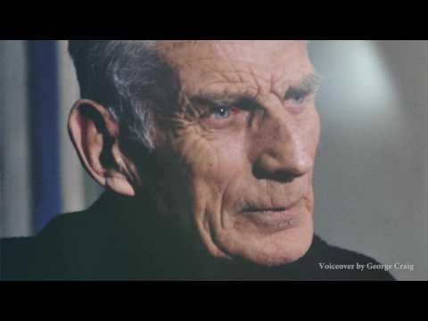 The Letters of Samuel Beckett 1966-1989,   A BOOK TRAILER