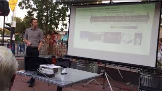 Science Cafe - The Universe's Untold Tale: Probing Space with Microwaves, Mark Burton