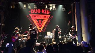 DUO-KIE                                              CHARLIE SHEEN