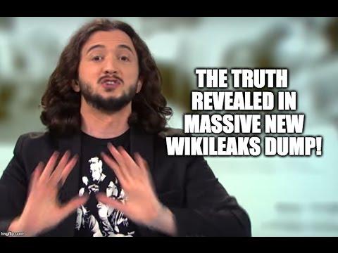 The TRUTH Revealed In Massive New Wikileaks Dump!