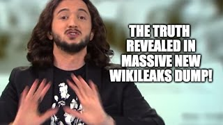 The TRUTH Revealed In Massive New Wikileaks Dump!