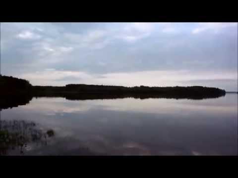 Майский отпуск. Часть 2. Озеро Вселуг
