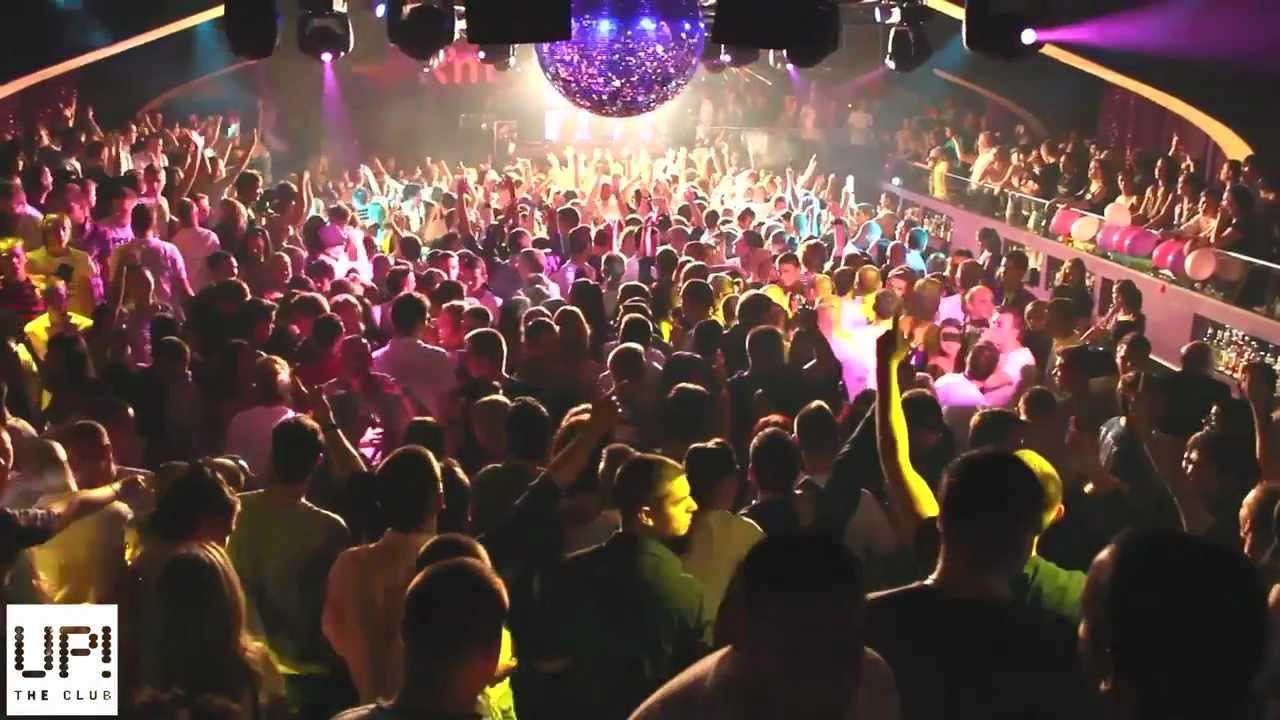 UP! The Club @ Budapest - Hungary - YouTube