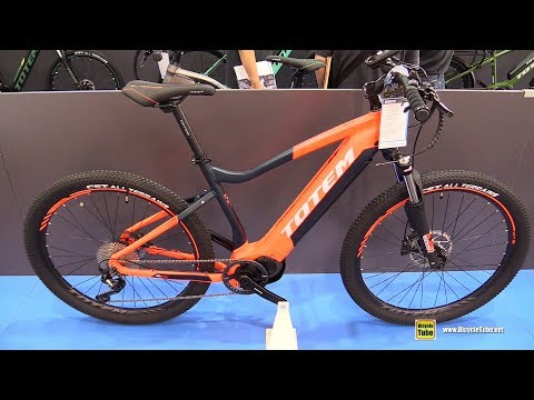 2020 Totem Time Electric Mountain Bike - Walkaround - 2019 Eurobike