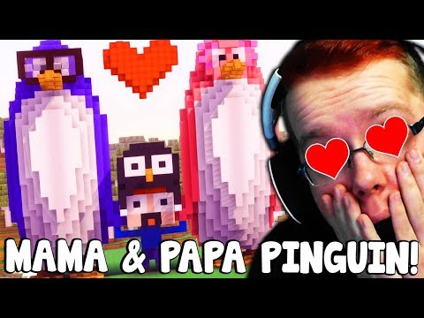 MAMA & PAPA PINGUIN! - Minecraft SubServer mit Clym | Earliboy