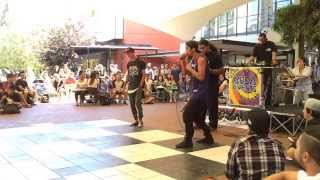 Beau Monga vs Reese Ormsby // NewZealand- BeatBoxing Battle
