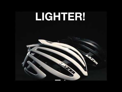 The Lazer Z1 Helmet: product teaser