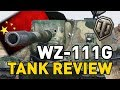 World of Tanks || WZ-111G - Tank Review
