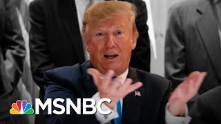 WAPO: Trump Admin. Wanted ICE To Release Detainees In Sanctuary Cities | The 11th Hour | MSNBC