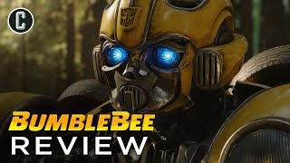 Bumblebee Movie Review - The Best of the Transformers Franchise?