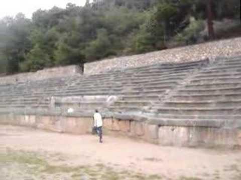 Mavris @ Delphi, Greece