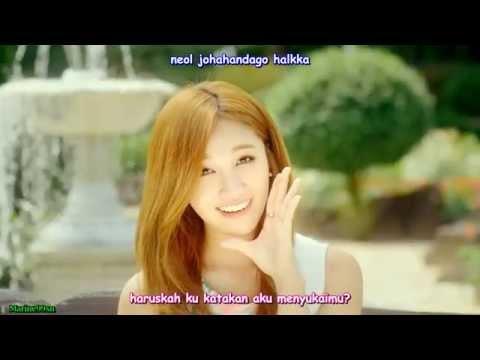 Apink - Petal MV (Indo Sub)