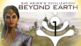 Civilization: Beyond Earth Gameplay #1 (KP, Supremacy)