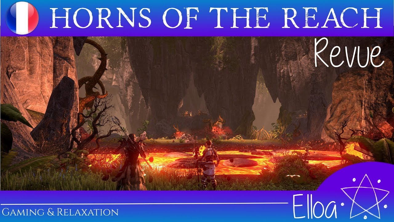 TESO (FR) - Horns Of The Reach, Revue - YouTube Horns Of The Reach
