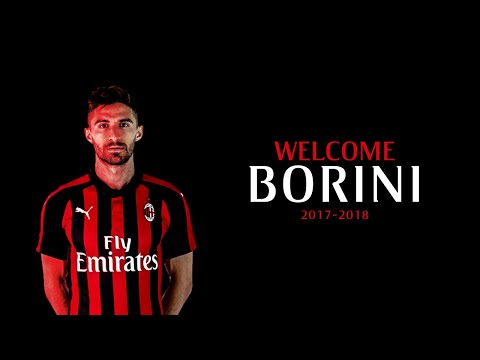FABIO BORINI | Welcome to AC Milan | Goals & Skills with Liverpool and Sunderland | MilanActu [HD]