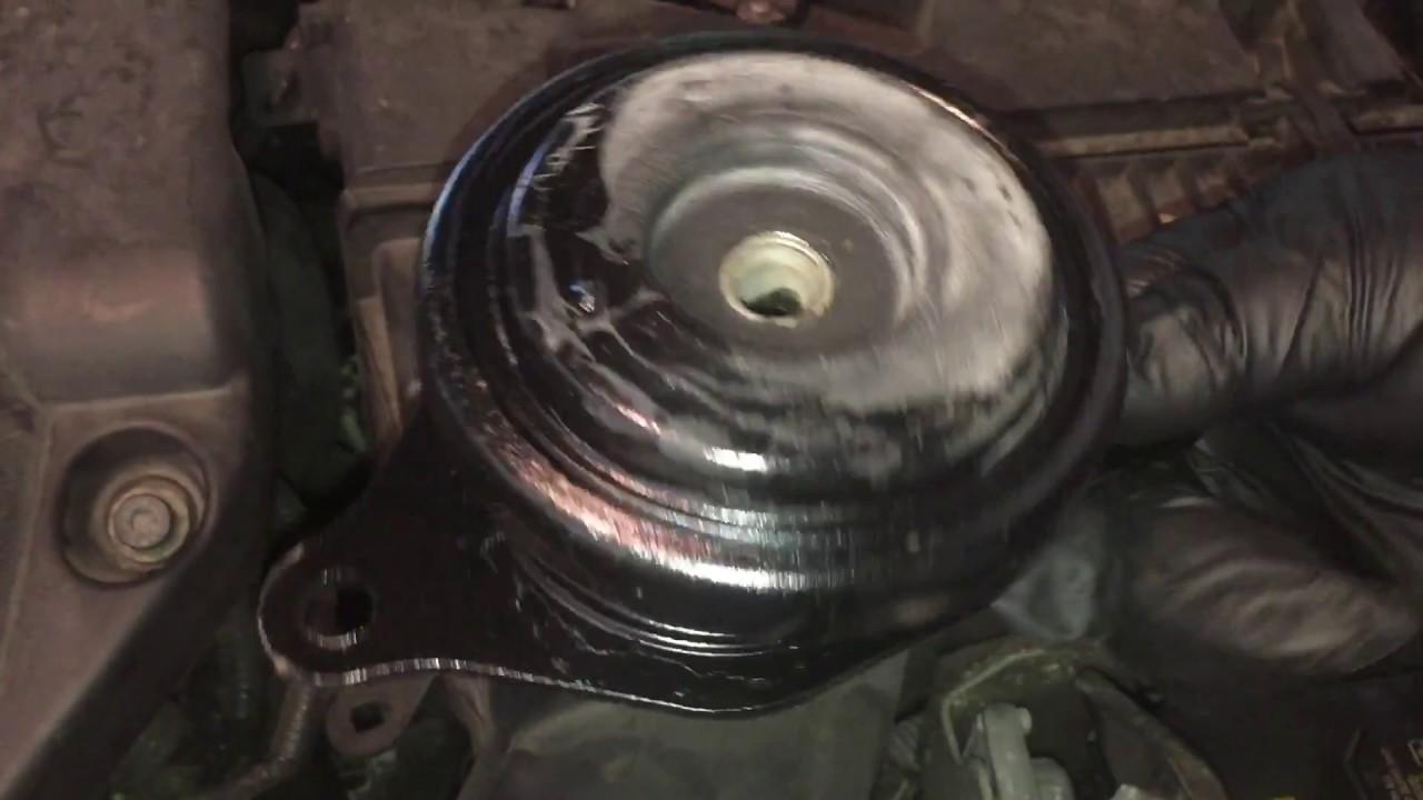 part 3 transmission mount replacement nissan altima 2007 2012 [ 1280 x 720 Pixel ]