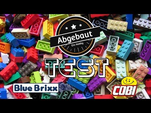 COBI Apache und Bewertung Blue Brixx