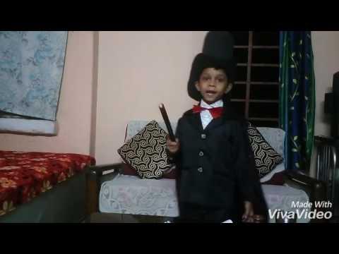 Fancy dress magician  sc 1 st  YouTube & Fancy dress magician - YouTube