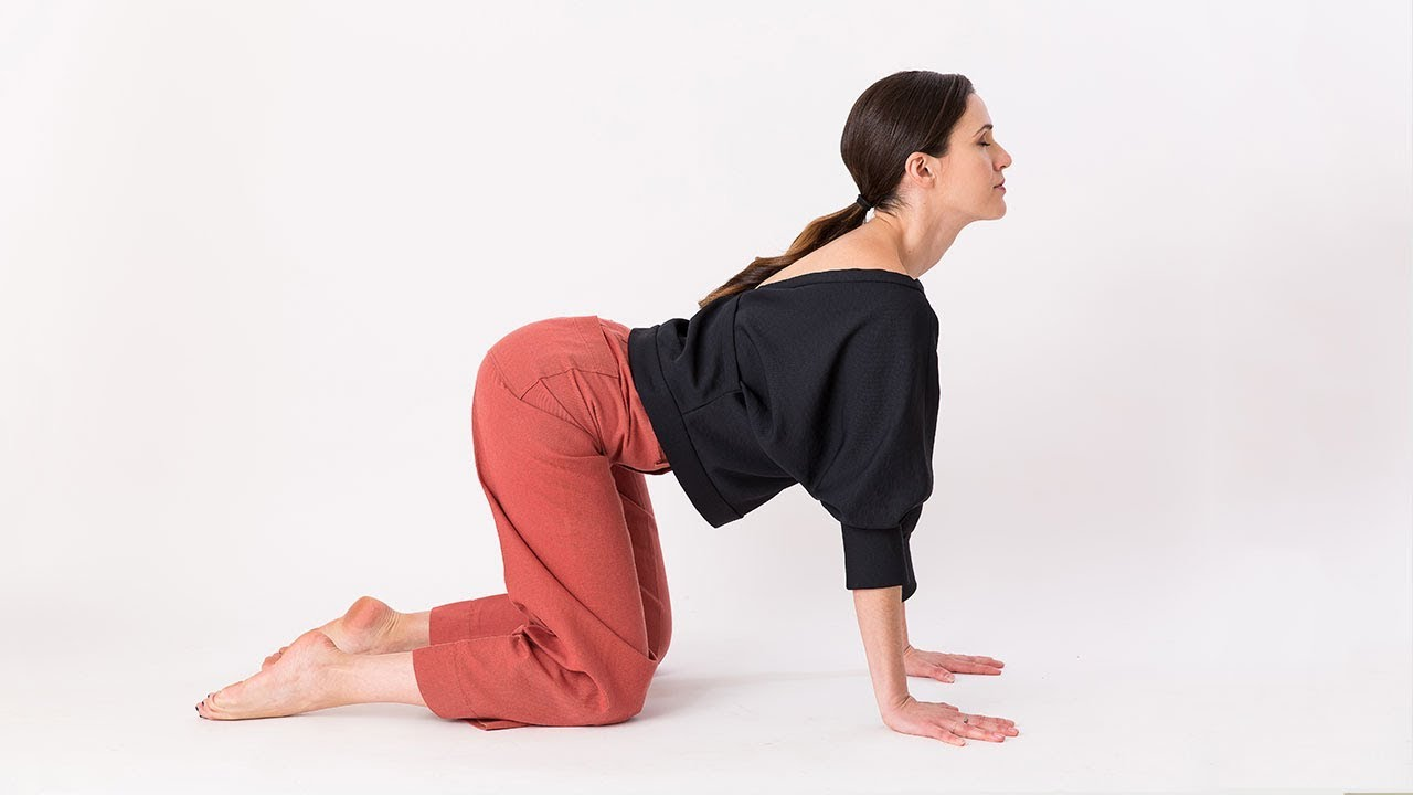 How to Do the Crow Pose (Yoga 13 Steps (with)