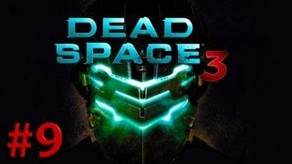 Dead Space 3 Solo Campaign - Part 9 - Quarantine Lockdown