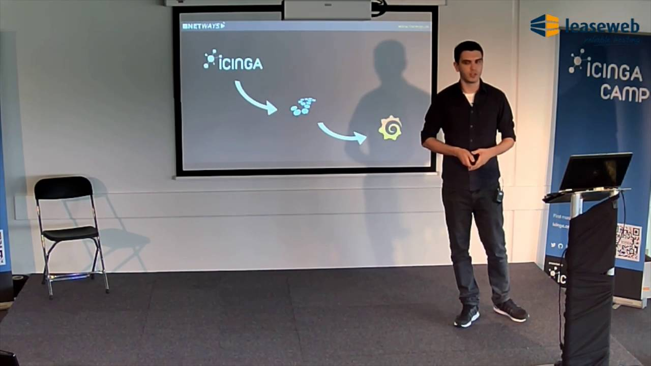 Icinga Camp Amsterdam 2016 - Graphing with Icinga, Graphite and Grafana