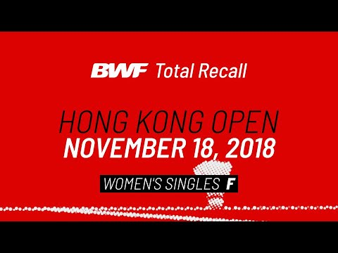 BWF Total Recall   Akane Yamaguchi Bday   Thailand Masters 2020   Women's Singles F   BWF 2020 from YouTube · Duration:  57 minutes 4 seconds