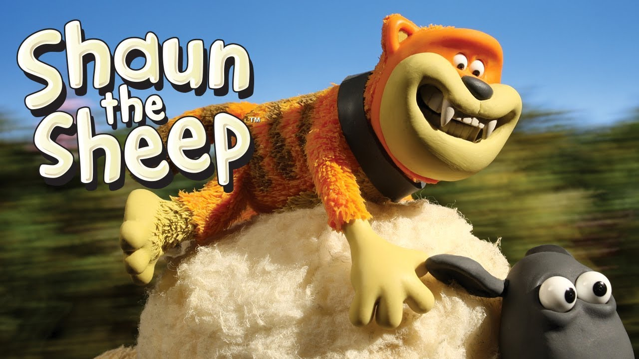 Hide and Squeak - Shaun the Sheep