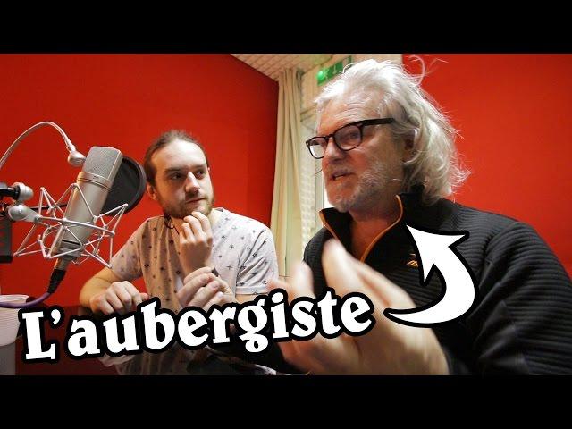 Laubergiste de Hearthstone coache Zecharia (Ft. Pierre-Alain de Garrigues)