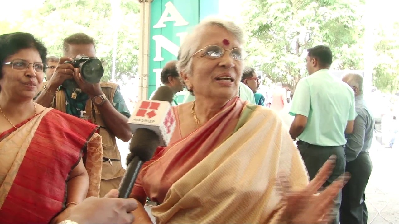 Kochi Metro Inaguration; E Sreedharan's wife reaction