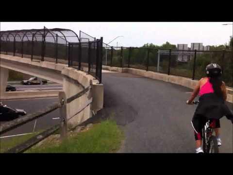 BWI Airport Bike Trail - Maryland