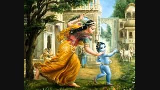 Sri Damodarastakam (Srila B.A. Paramadvaiti Maharaj)