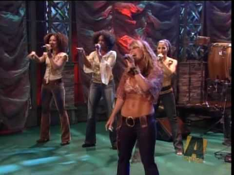 Anastacia - One day in your life (Live on Jay Leno)