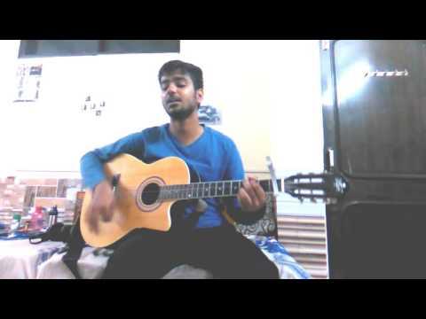 Tere Sang Yaara | Atif Aslam | Rustom | Cover With Chords By Gaurav
