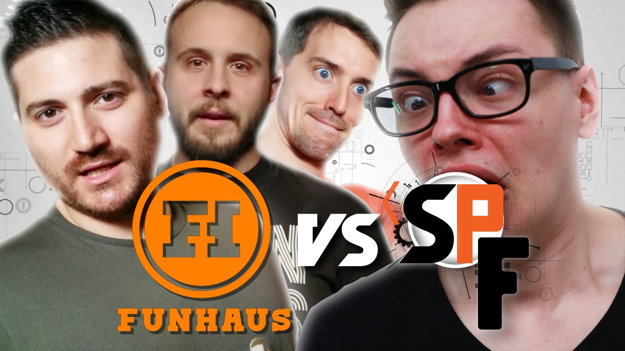 SUPERPANICFRENZY vs. FUNHAUS (Halo 1v1) - YouTube