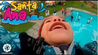 TIROLESA BALNEARIO SANTA ANA Hidalgo - baby in zipline extreme (MLC)
