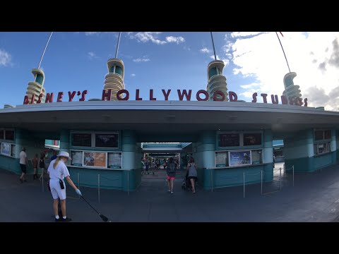 🔴 LIVE:  Disney's Hollywood Studios! 🐭✨🎞 || Rock n Roller Coaster, Tower of Terror & More