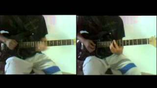 Paralyzer by Finger Eleven (Guitar Cover)