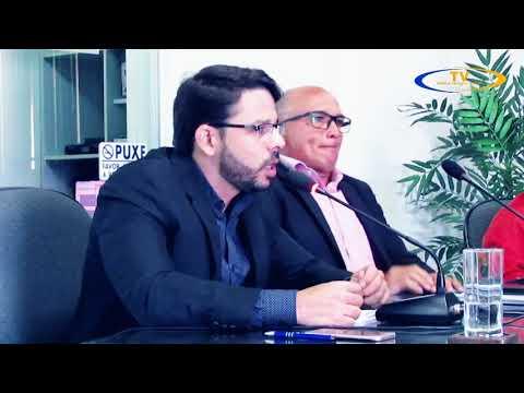 Vídeo: Câmara de Arez aprova requerimento do vereador Breno Lins para doação de Cesta