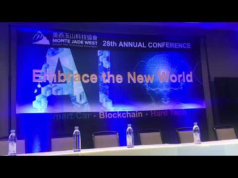 To Embrace the New World with ABCD (AI, Blockchain, Cloud and Data)
