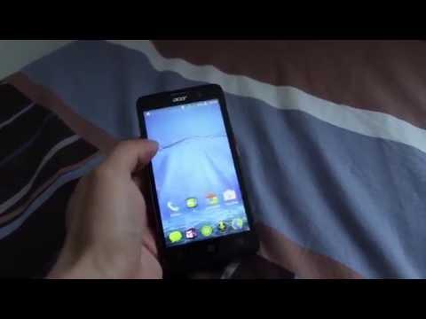 Acer Liquid Z520 test