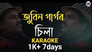 Assamese karaoke__ZUBEEN SILAA NEW KARAOKE/2020/h.k MISHING channel