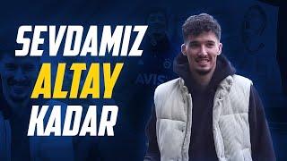 Altay Bayındırın Evinde 1 Gün Sadece Fenerbahçe YouTube Katılda