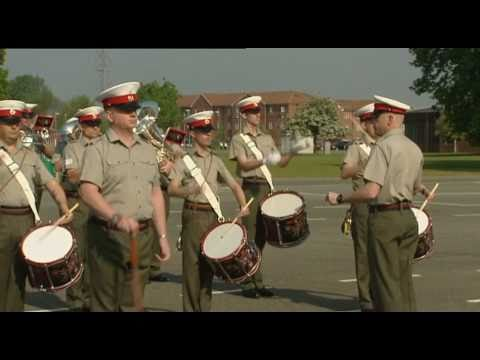 Royal Navy And Royal Marines Prepare Ahead Of The Royal Wedding 26.04.11